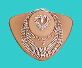 Vintage  Rhinestone Jewelry at Playclothes Vintage Fashions