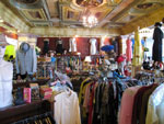 Interior View of Playclothes Vintage Store