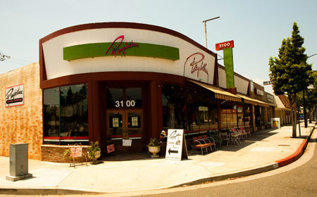 Exterior View Of Playclothes Vintage Fashions
